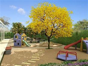 Perspectiva ilustrada playground