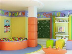 Um espaço projetado para seus filhos.