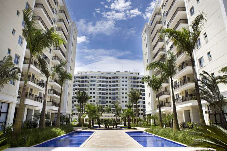 Imóvel pronto | Barra Family Resort – Apartamentona  Barra da Tijuca - Rio de Janeiro - Rio de Janeiro
