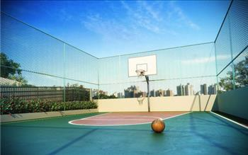 Perspectiva Ilustrada do Street Ball