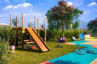 Perspectiva Ilustrada do Playground