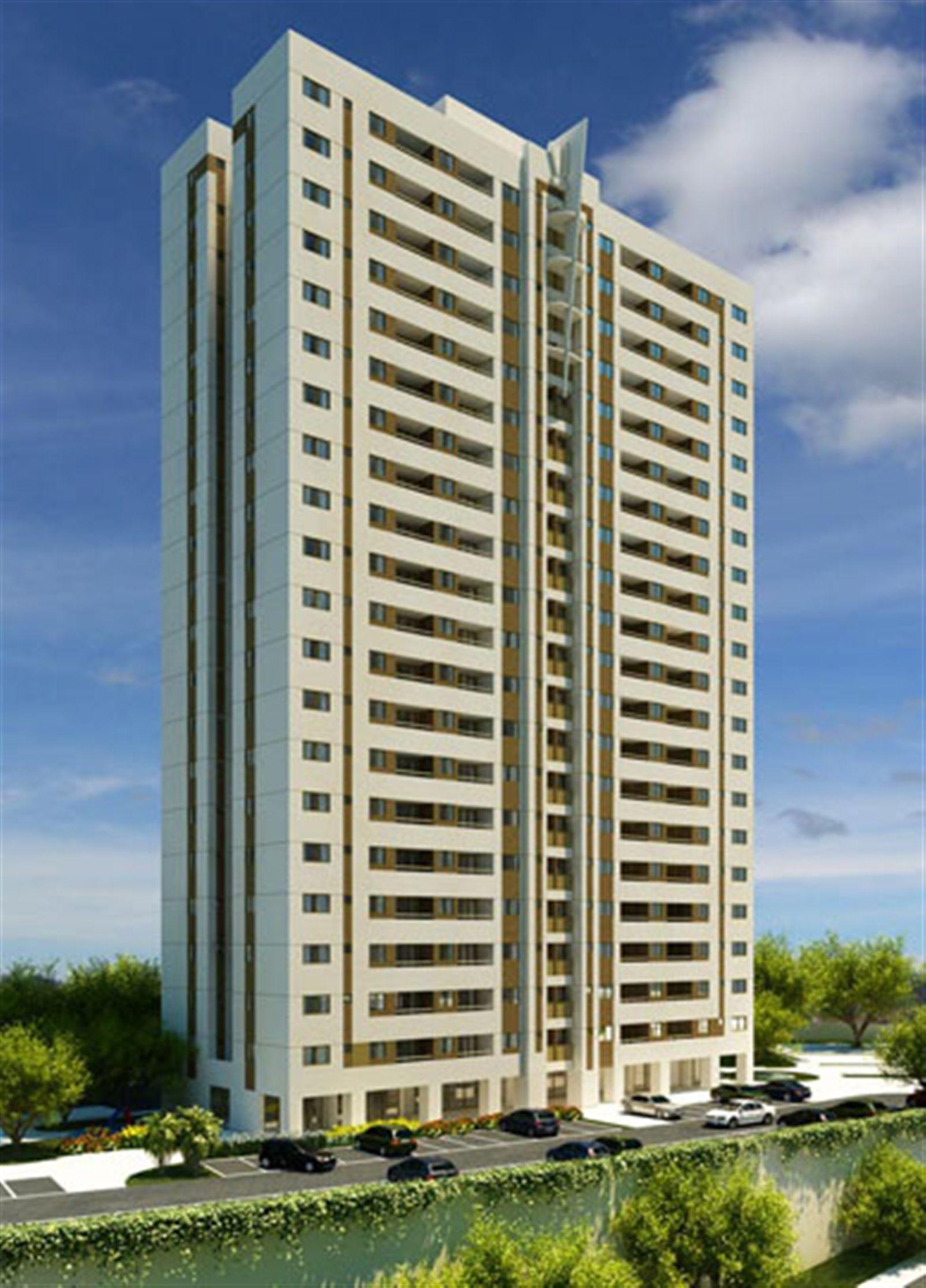 Fachada | Brisas Residencial Clube – Apartamentona  Paralela - Salvador - Bahia