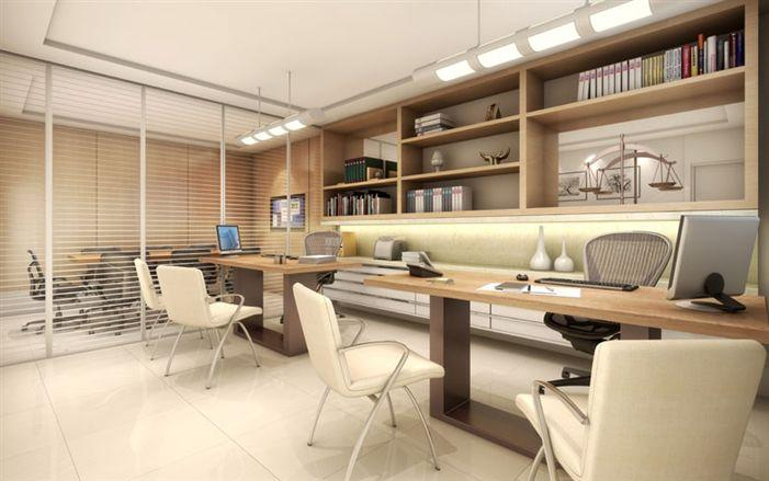 Living Next Office
