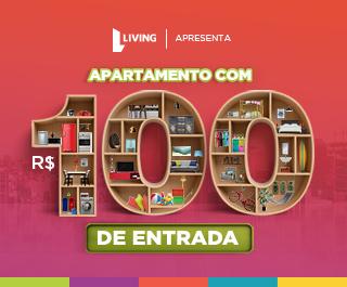 Apartamento com R$100,00 de Entrada