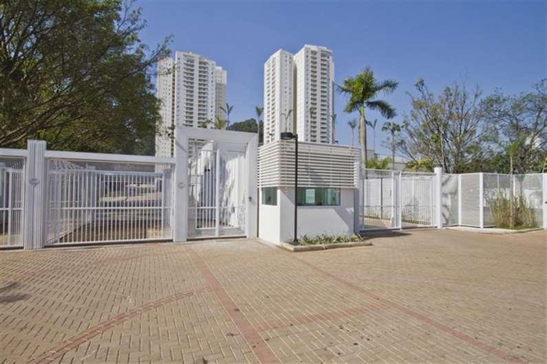 Fachada | Alameda Morumbi – Apartamentono  Morumbi - São Paulo - São Paulo