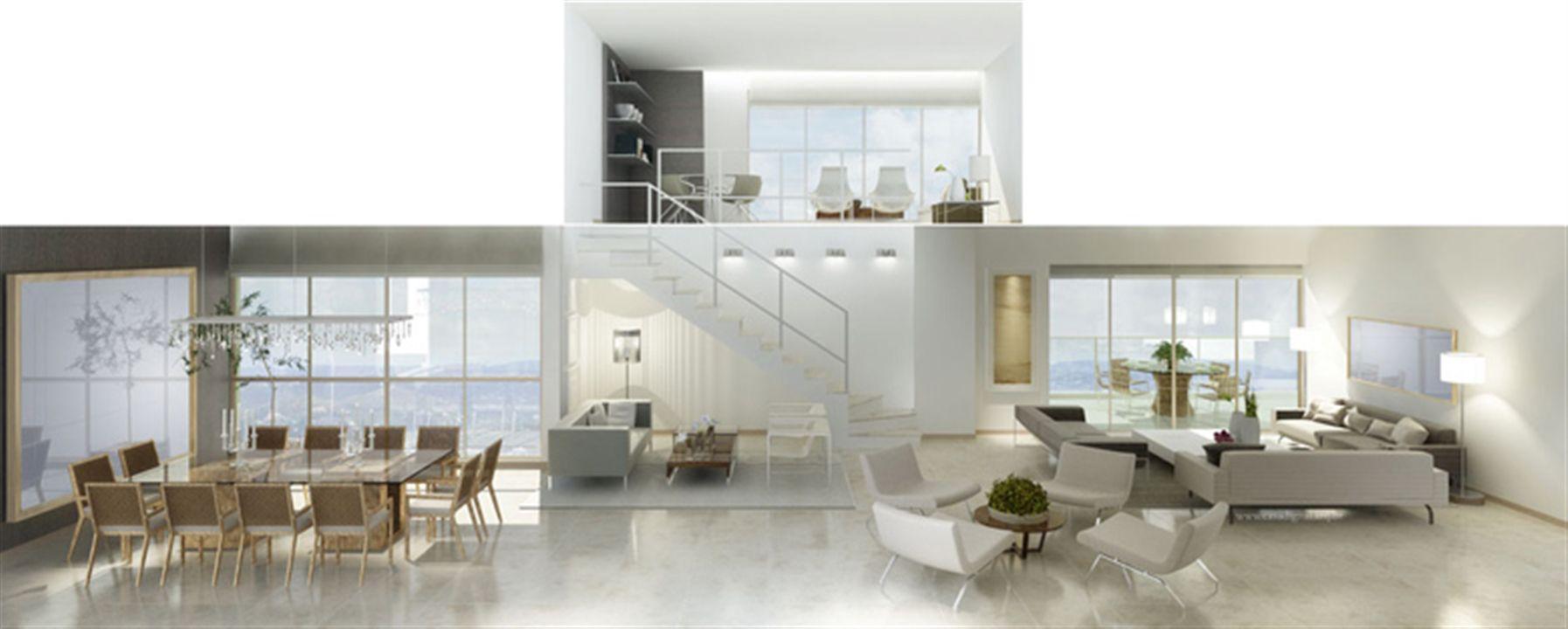 Fachada | Olympus - Artemis – Apartamentona  Vila da Serra - Nova Lima - Minas Gerais