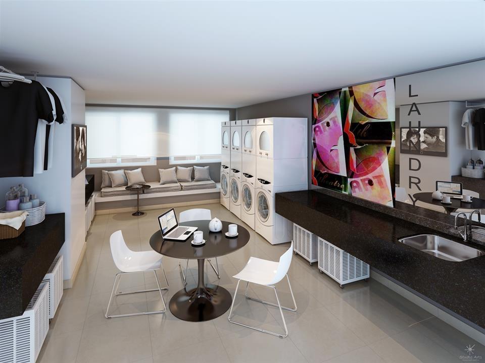 Área Comum | Vibe República – Apartamentono  Centro - República - São Paulo - São Paulo