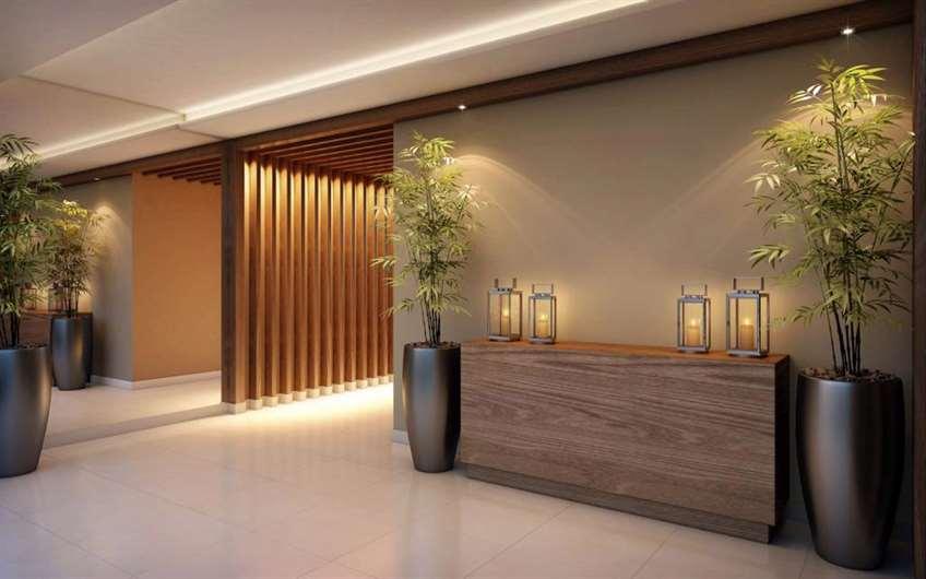 Lobby | Vidamerica Clube Residencial – Apartamentono  Del Castilho - Rio de Janeiro - Rio de Janeiro
