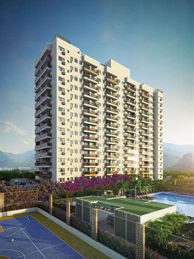 Fachada | RJZ Cyrela Like Residencial Club – Apartamentoda  Barra Olímpica - Rio de Janeiro - Rio de Janeiro