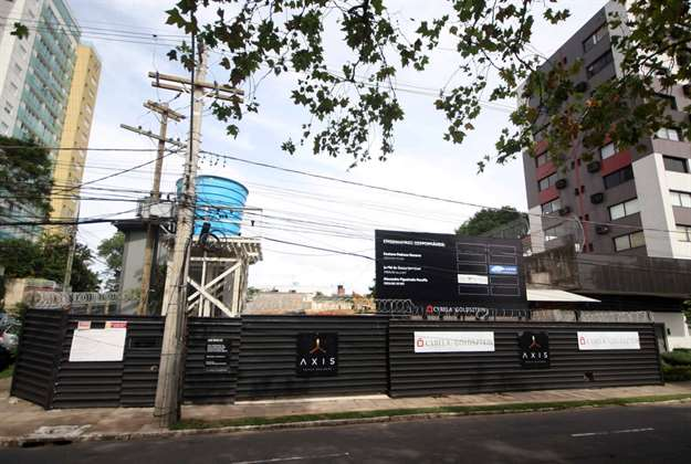 Fundação | AXIS TRIPLE BUSINESS – Salas Comerciaisno  Higienópolis - Porto Alegre - Rio Grande do Sul