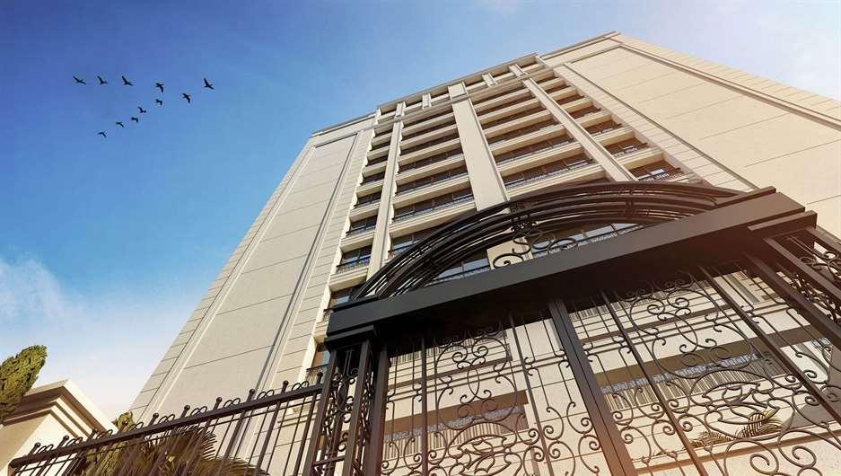 Fachada | Cyrela Goldsztein Clássico Petrópolis  – Apartamentono  Petrópolis - Porto Alegre - Rio Grande do Sul