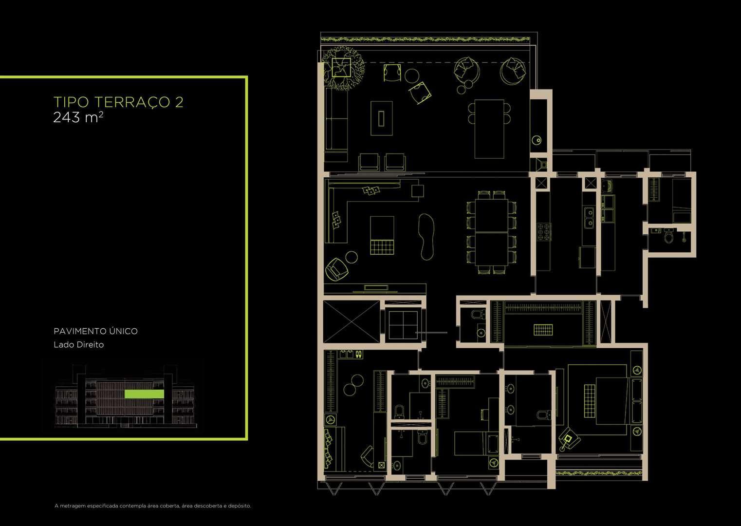 Arruda 168 de 3 dormitórios em Alto De Pinheiros, São Paulo - SP