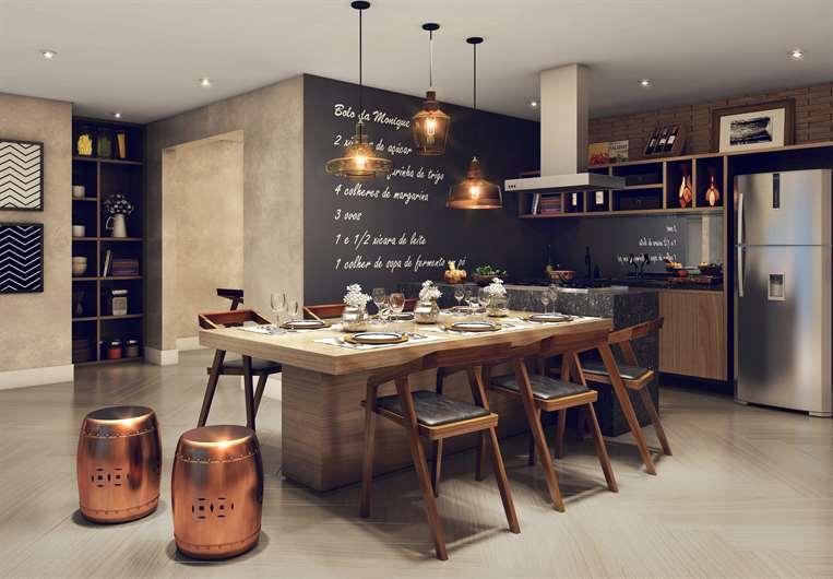 Lazer   Living Wish Lapa – Apartamentona  Lapa - São Paulo - São Paulo