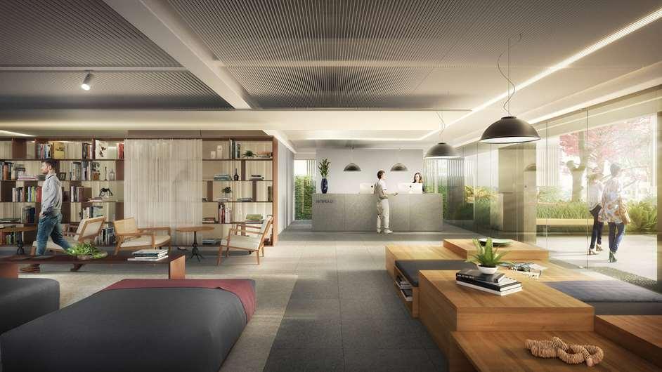 Área Comum | Nomad – Apartamentoem  Moema - São Paulo - São Paulo