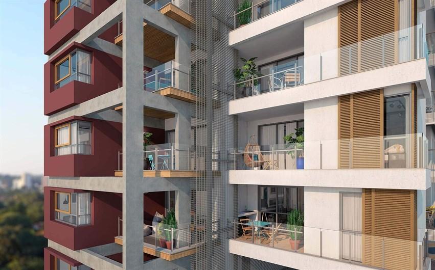Fachada | MOOU – Apartamentona   Vila Madalena - São Paulo - São Paulo