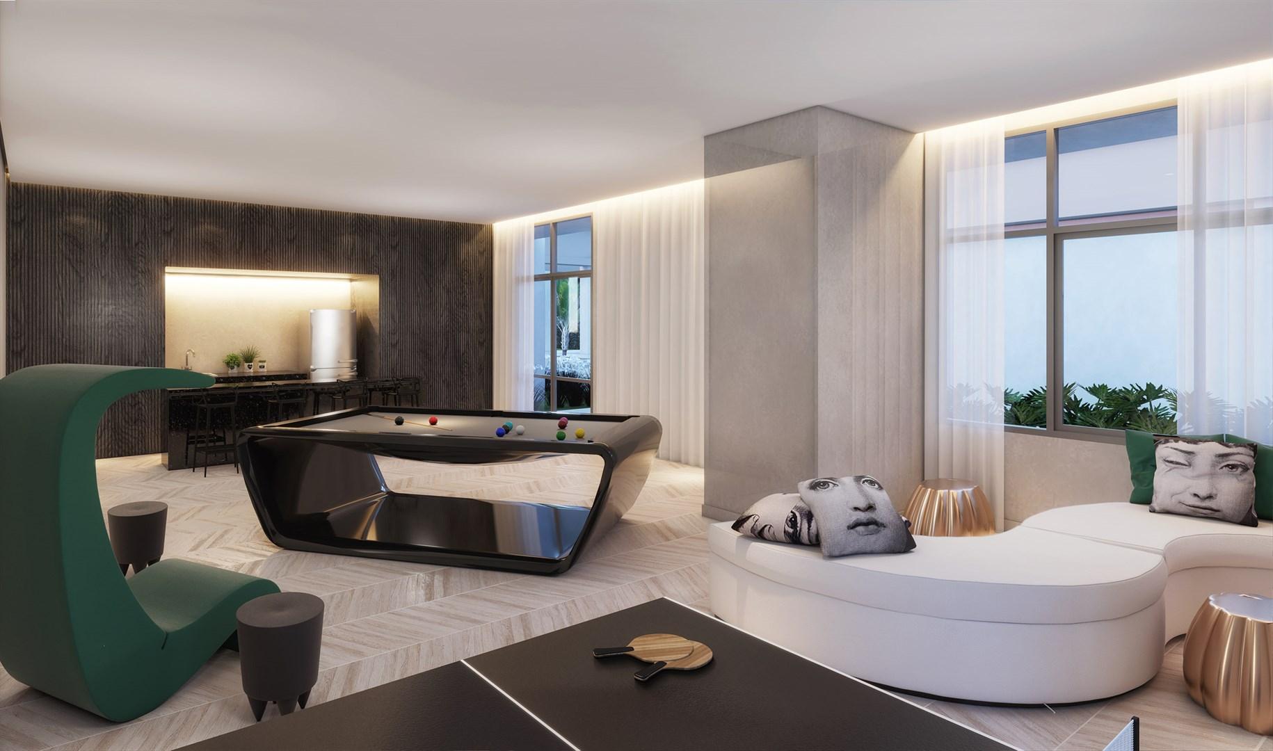 Quadra Greenwich – West Side de 2 dormitórios em Chácara Santo Antônio, São Paulo - SP