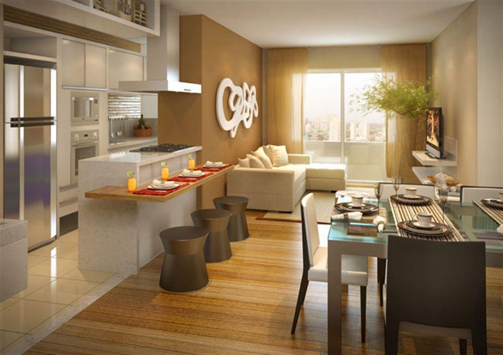 Quarto   Acqua Verde Family Space – Apartamentono  Água Verde - Curitiba - Paraná