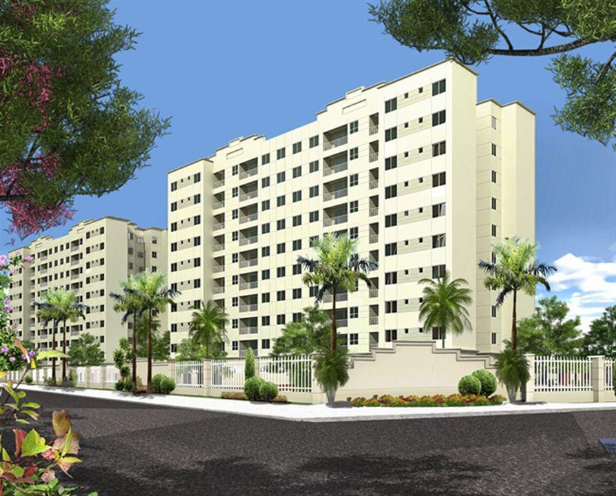 Fachada   Vita Residencial Clube - Salvador – Apartamentoem  Lauro de Freitas - Salvador - Bahia
