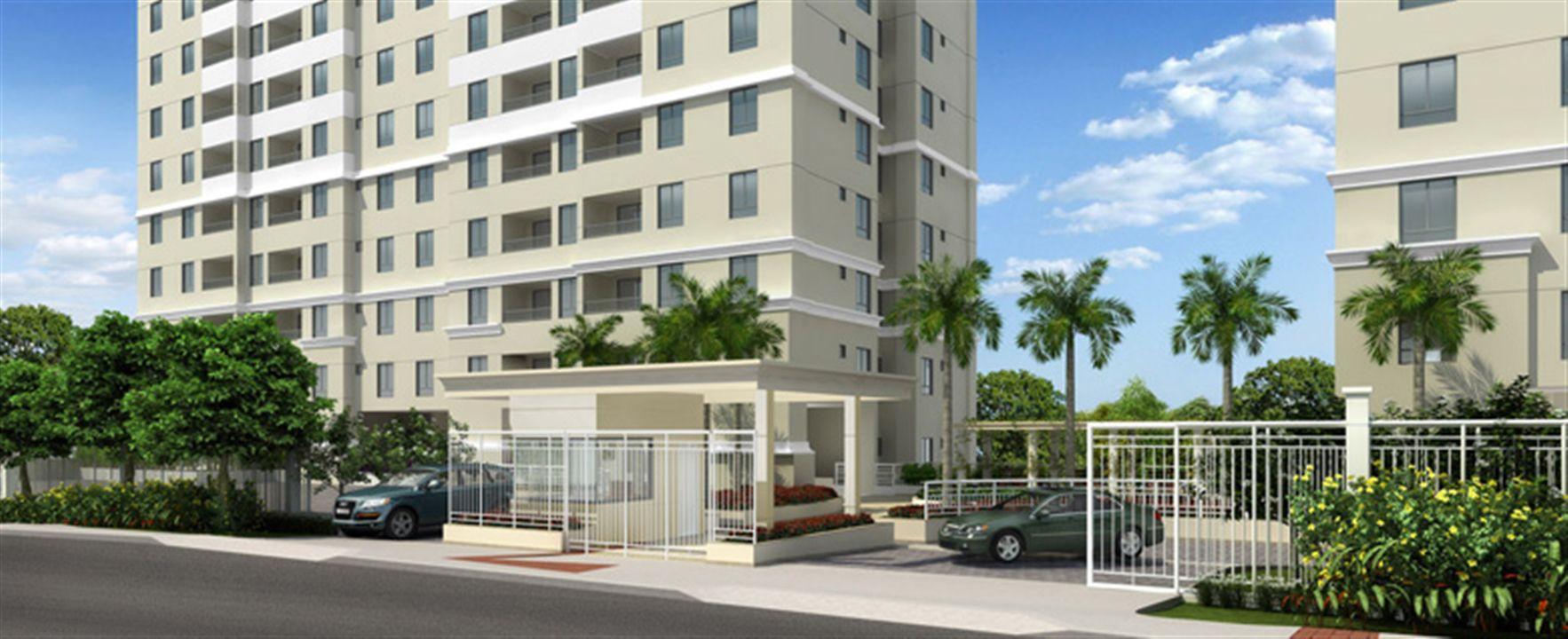 Portaria | Morada Alto do Imbuí – Apartamentono  Alto do Imbuí - Salvador - Bahia