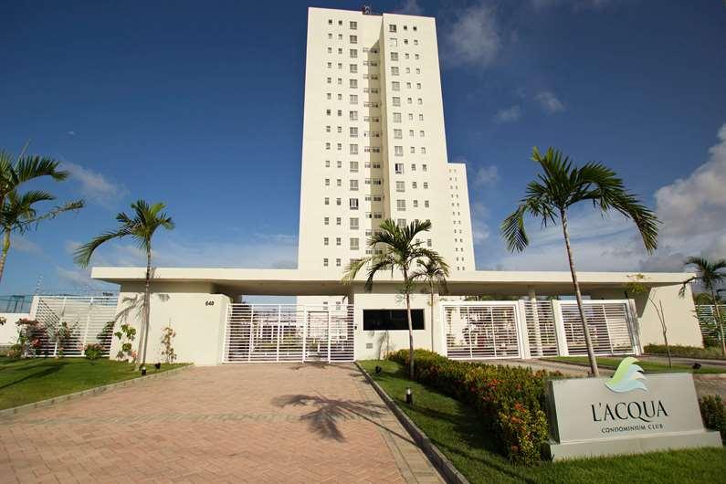 Imóvel pronto   L´Acqua Condominium Club – Apartamentoem  Neópolis - Natal - Rio Grande do Norte