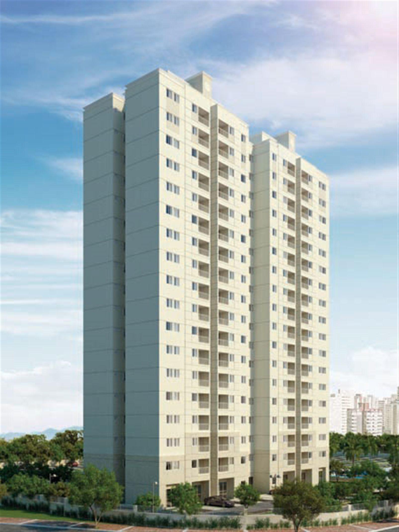 Fachada   Vita Residencial Clube Recife – Apartamentoem  Imbiribeira - Recife - Pernambuco