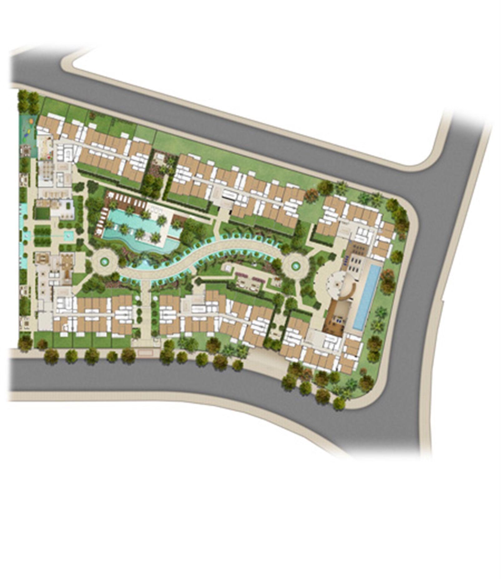 Masterplan | Andalus by Cyrela – Apartamentono  Morumbi - São Paulo - São Paulo