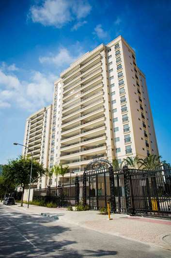 Imóvel pronto   360º On The Park – Apartamentona  Barra da Tijuca - Rio de Janeiro - Rio de Janeiro