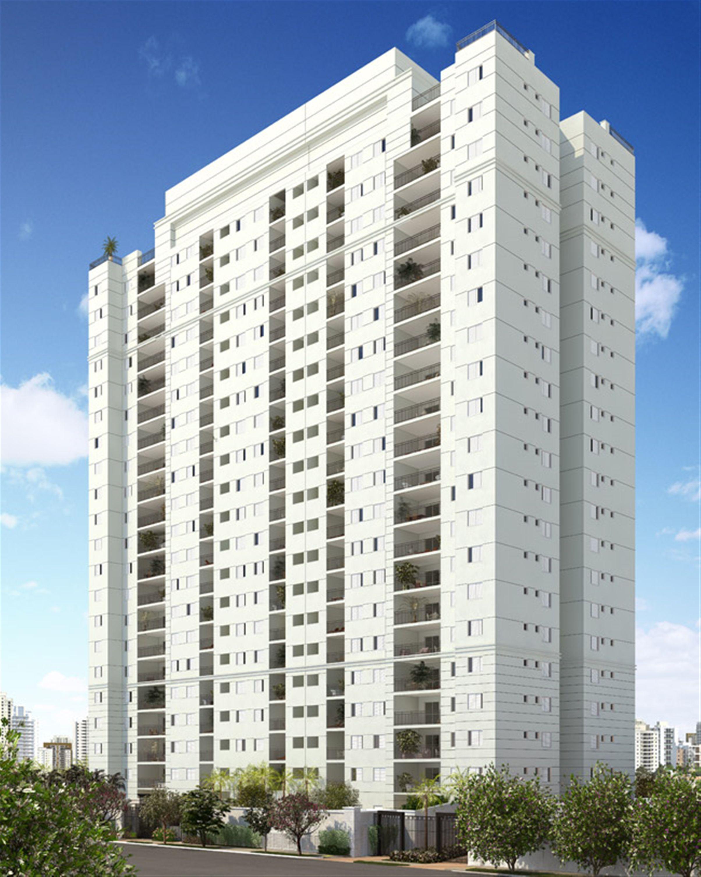 Fachada   Camino – Apartamentono  Belém - São Paulo - São Paulo