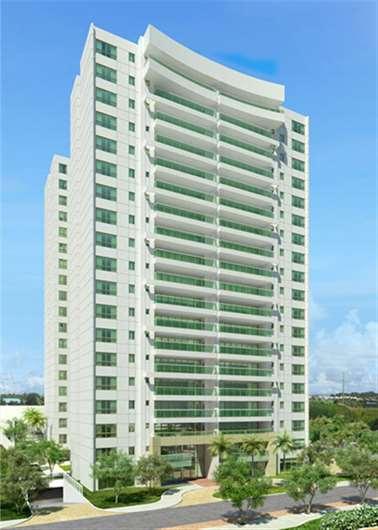 Fachada   Le Parc Salvador – Apartamentona  Av. Paralela - Salvador - Bahia