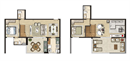 Cobertura 127m² privativos | Thera Residence – Apartamento na  Berrini - São Paulo - São Paulo