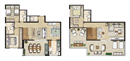 Cobertura 161m² privativos | Thera Residence – Apartamento na  Berrini - São Paulo - São Paulo