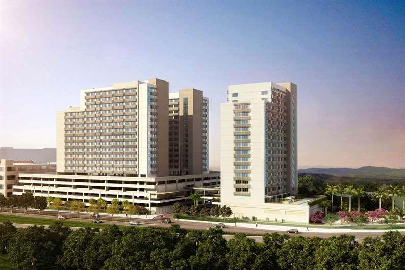 Fachada | Nova América Offices – Salas Comerciaisno  Nova América - Rio de Janeiro - Rio de Janeiro