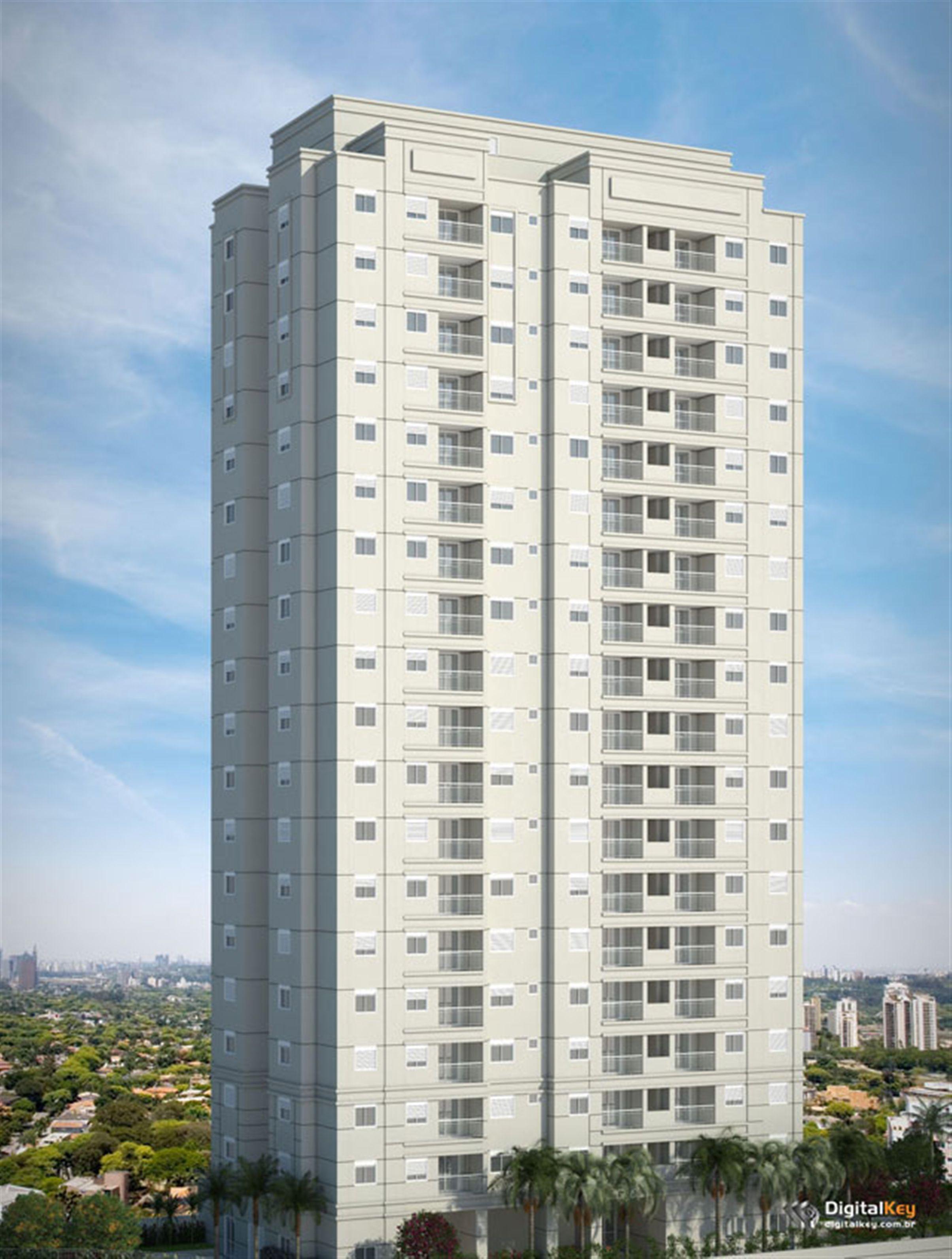 Fachada   Alameda Cotegipe – Apartamentono  Belém - São Paulo - São Paulo
