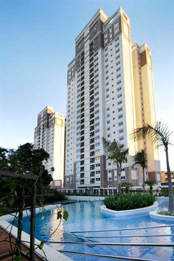 Fachada | Le Jardin Residencial – Apartamentono  Água Verde - Curitiba - Paraná