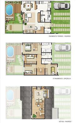 Casa Marseille   Opção 4 dorms, sendo 2 suítes e sotão com lareira. 161 m² privativos* | Privilege Exclusive Houses – Casa no  Canoas - Moinhos de Vento - Canoas - Rio Grande do Sul