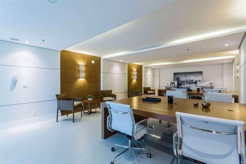 Office | In Mare Bali – Apartamentono  Distrito Litoral de Cotovelo - Parnamirim - Rio Grande do Norte