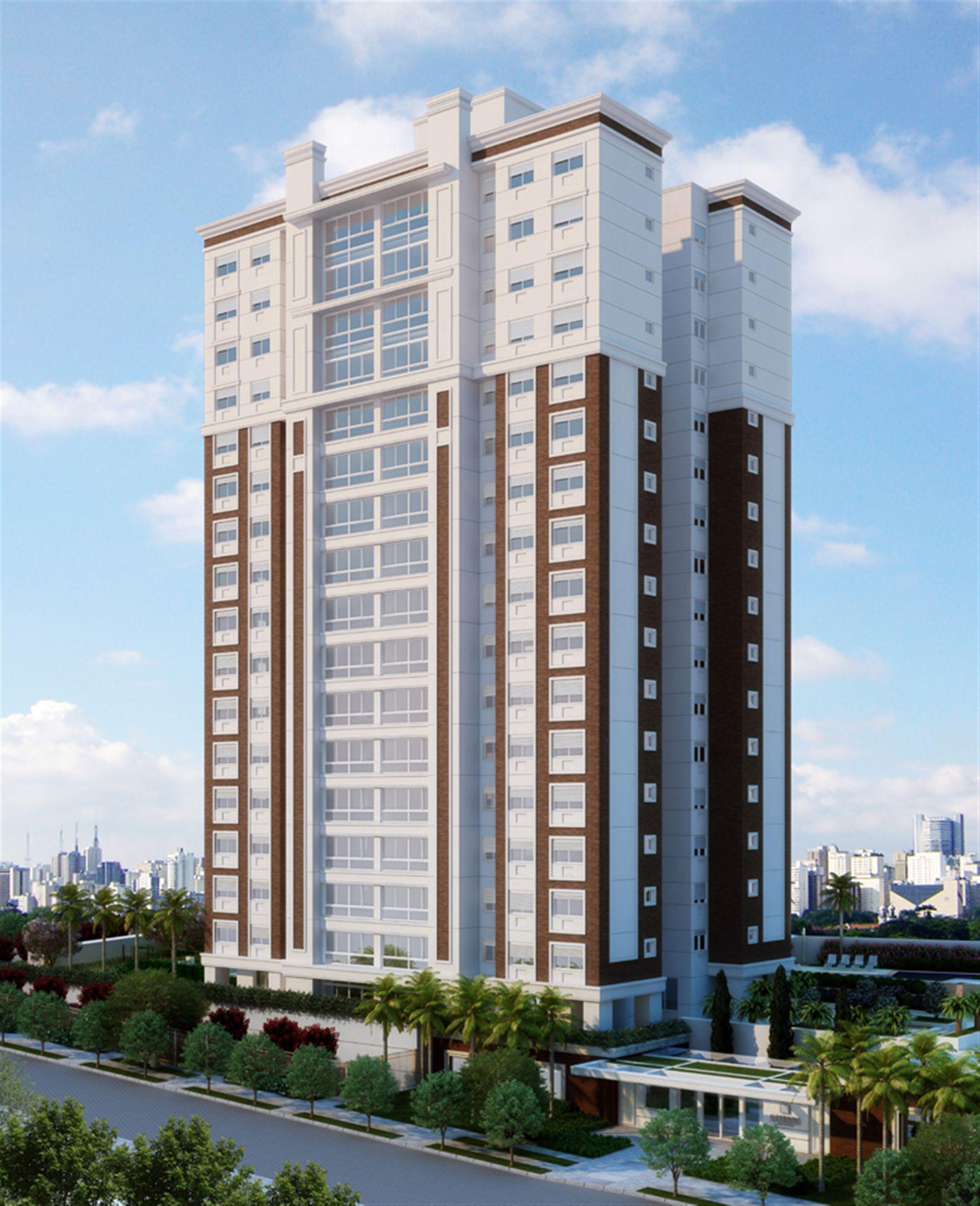 Fachada | Riserva Anita – Apartamentona  Boa Vista - Porto Alegre - Rio Grande do Sul