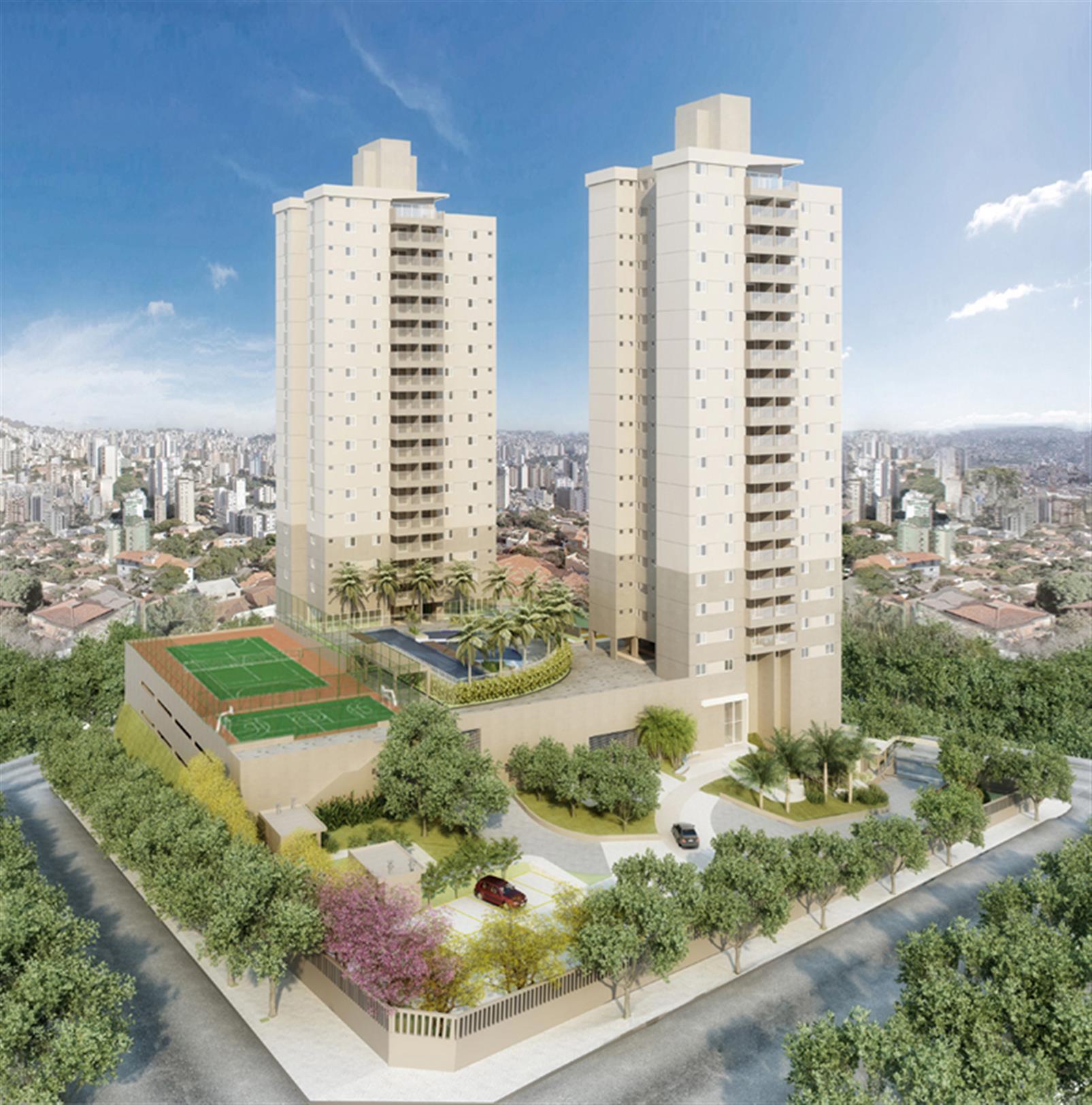 Varanda | Condomínio Varandas da Serra – Apartamentona  Serra - Belo Horizonte - Minas Gerais