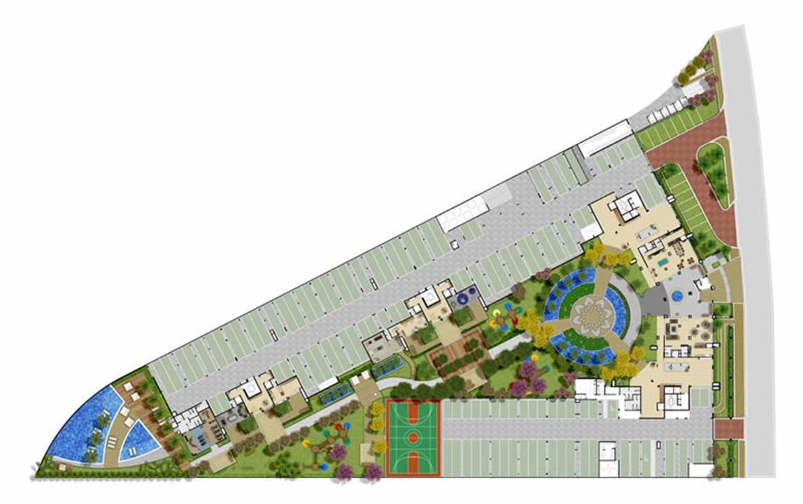 Estrutura e Lazer   Visionnaire – Apartamentono  Abraão - Florianópolis - Santa Catarina