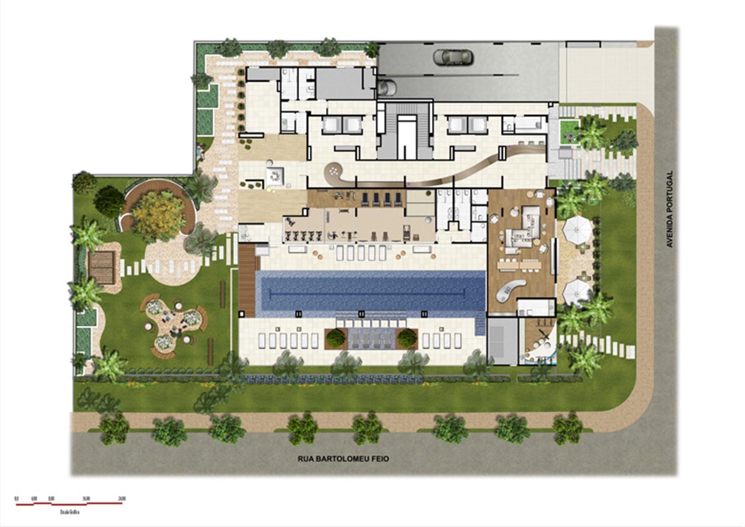 Implantação | Home Boutique – Apartamento no  Brooklin - São Paulo - São Paulo