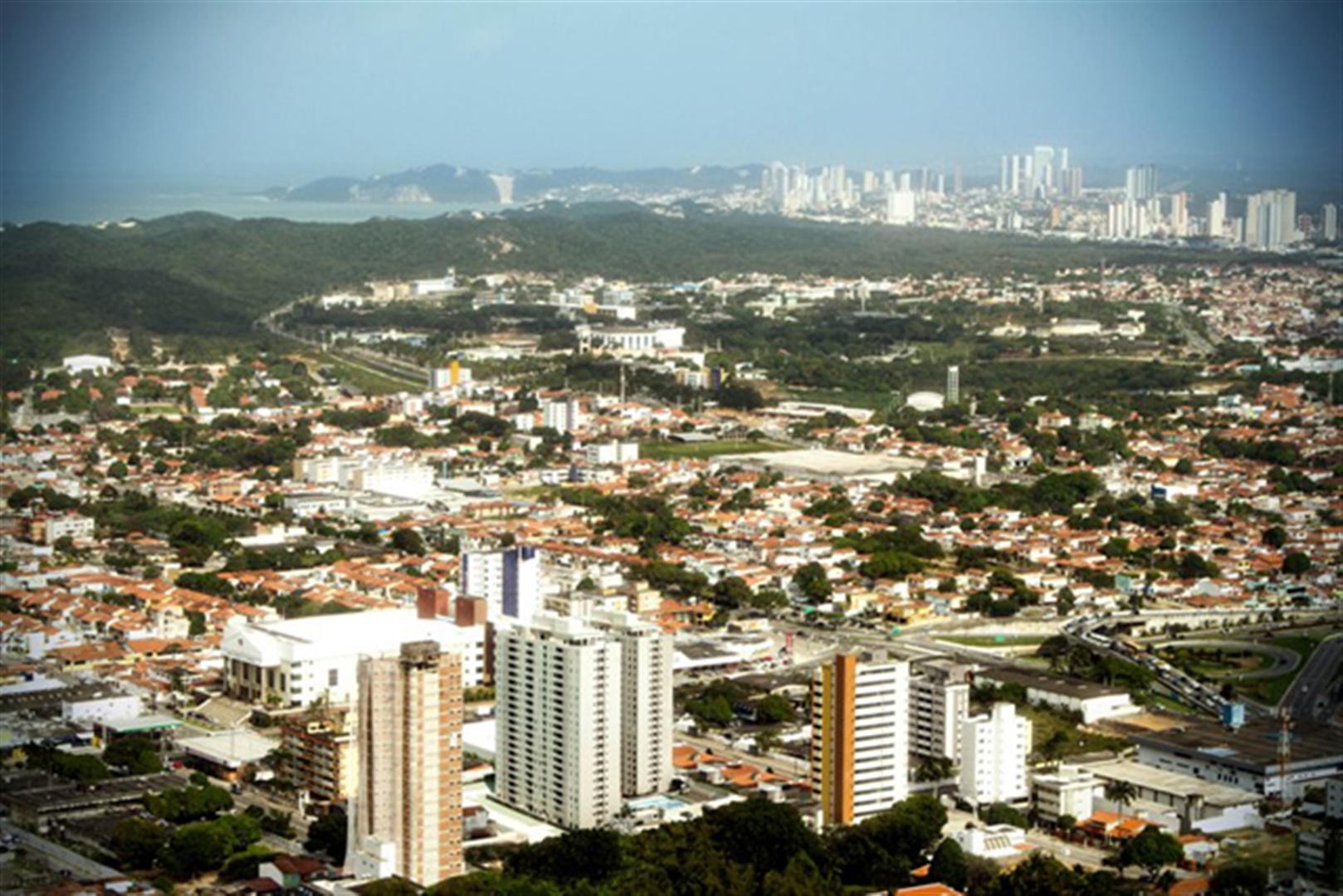 Fachada   Quartier Lagoa Nova – Apartamentona  Lagoa Nova - Natal - Rio Grande do Norte
