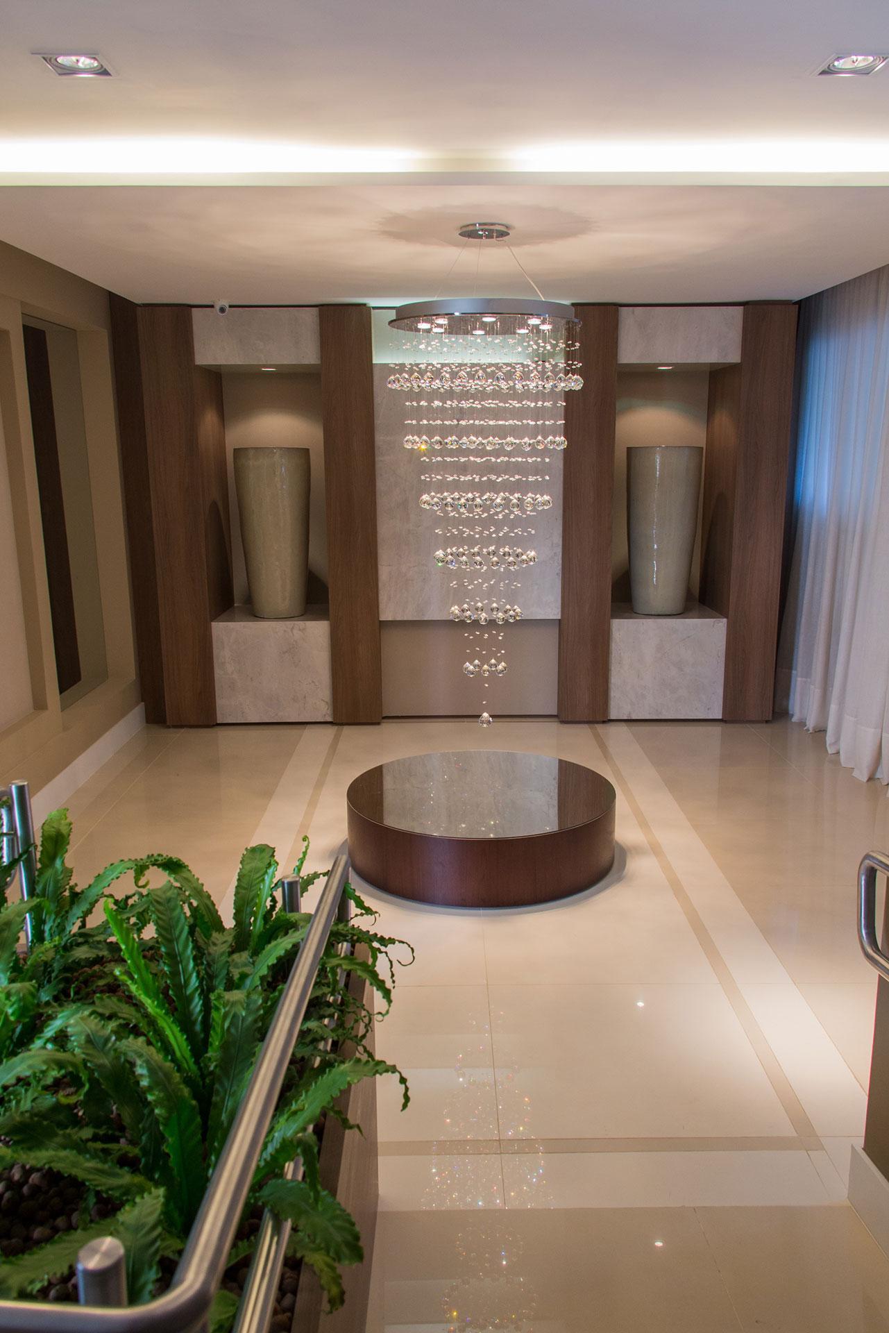 Lobby | Reserva Juglair Ecoville – Apartamentono  Ecoville - Curitiba - Paraná