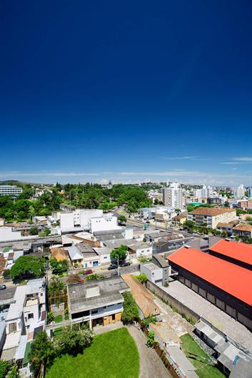 Vista | Way – Apartamentono  Junto ao Menino Deus - Porto Alegre - Rio Grande do Sul