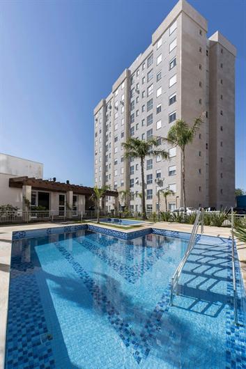 Fachada | Supera Condomínio Clube – Apartamentoao lado do   Zaffari Cavalhada - Porto Alegre - Rio Grande do Sul