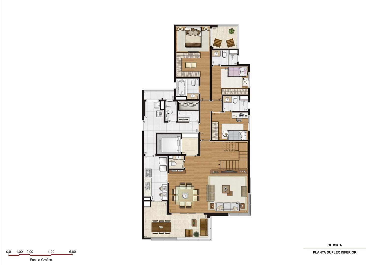 Duplex Inferior | Vetrino Brooklin by Cyrela – Apartamento no  Brooklin - São Paulo - São Paulo