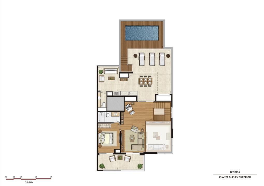 Duplex Superior | Vetrino Brooklin by Cyrela – Apartamentono  Brooklin - São Paulo - São Paulo