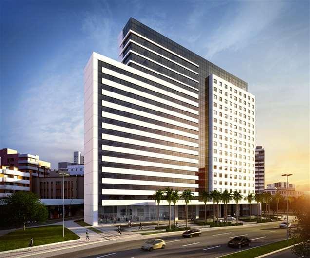 Fachada | Duo Concept Office  – Salas Comerciais  Próximo ao Centro - Porto Alegre - Rio Grande do Sul