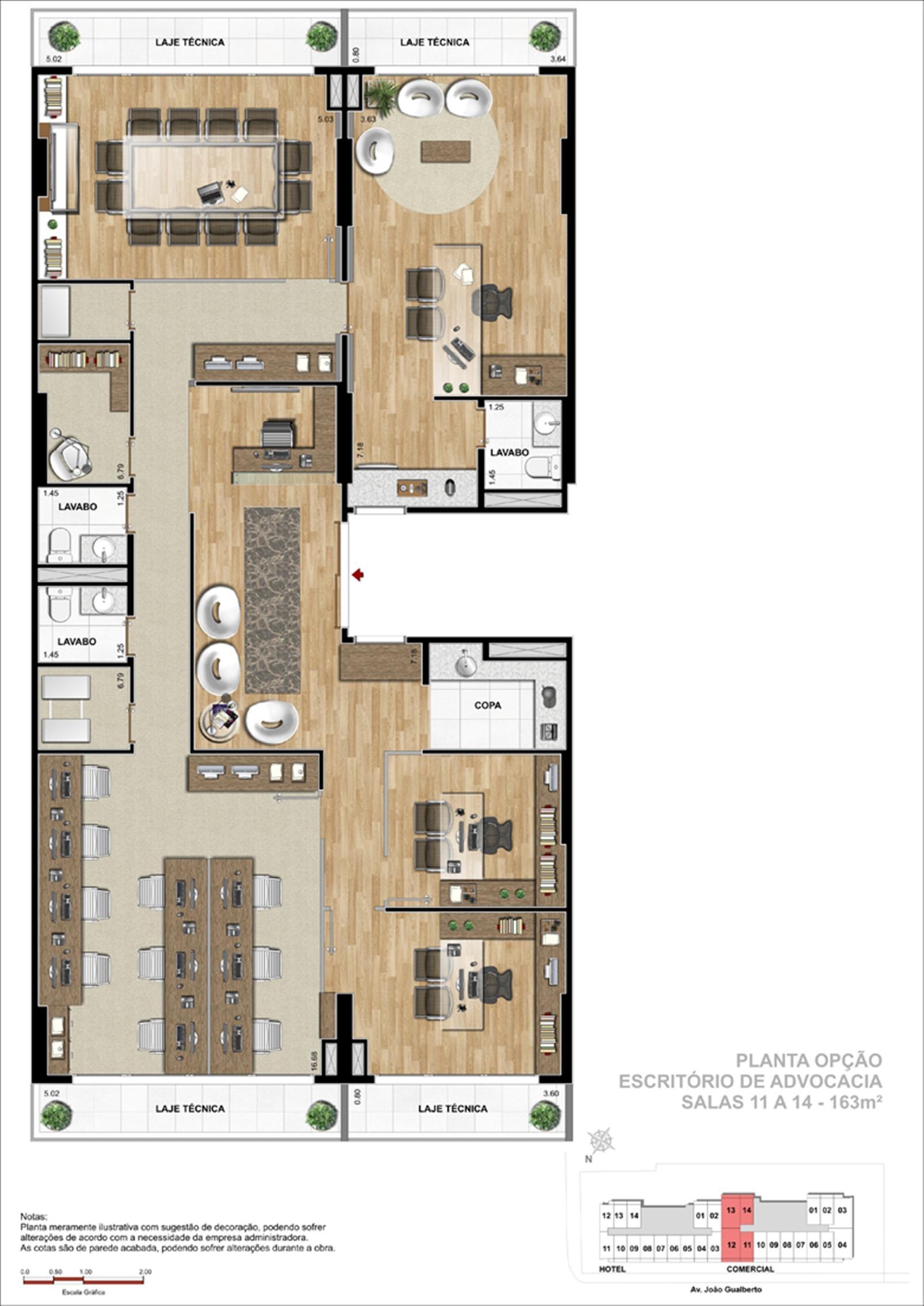 SALAS 11 A 14 ADVOGADO | Urban Office Curitiba – Salas Comerciaisno  Cabral - Curitiba - Paraná