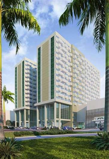 Fachada | Carioca Offices – Salas Comerciaisna  Vila da Penha - Rio de Janeiro - Rio de Janeiro