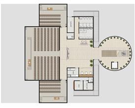 Planta centro de convenções | Villa Lobos Office Park – Apartamento no  Alto de Pinheiros - São Paulo - São Paulo